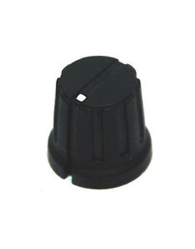 1000pc Plastic Round Screw type Knob PN-8F ( PN-38D ) ?15.5x14.2mm h=?6.4mm RoHS