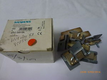 Siemens Contact Element Kit 3TY7550-0A for 3TF55 Contactor New