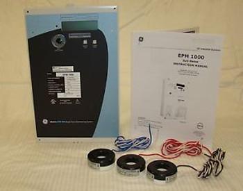 GE Industrial System EPM1000 / EPM 1000 / Sub Meter / Multilin / PL1000480SL201D