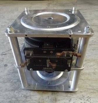 General Radio Variac W50 Motorized 50 AMP