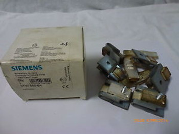 Siemens Contact Element Kit 3TY7560-0A for 3TF56 Contactor New