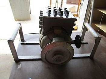USED PHASE SHIFTER. GOOD!  R5-33603 INP:120/208/240/460V OUTP:500VA (9)