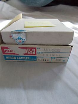 Nihon Kaiheiki AT4042H Small Black Knobs 1000 New