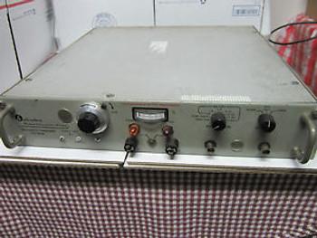 HALLICRAFTERS MANSON LAB ULTRA STABLE QUARTZ OSCILLATOR 1 MHz FREQUENCY STANDARD
