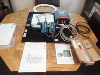 PROMINENT DULCOMETER D1C W MEASURED VARIABLE PH TYPE W TEMP CONTROL PH METER