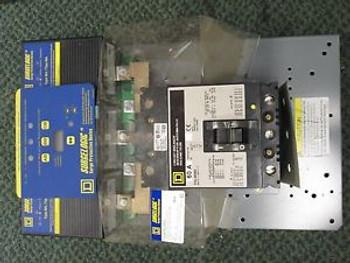 Square D Surge Protective Device TVS4IMA24BC Surge Logic 480/277V 3Ph Used