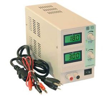 0-18V @ 3A BENCH POWER SUPPLY    29600 PS