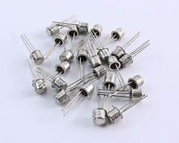 (25) Motorola JAN2N2907 Bipolar Transistors