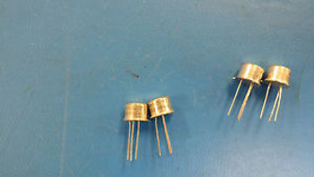 (1 PC) JAN2N697 CRP Trans GP BJT NPN 40V 3-Pin TO-5