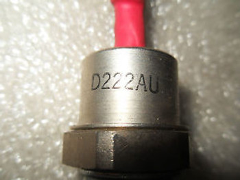 (Y6-3) 1 NEW SYNTRON JUST POWER D222AU MSC 2N 0440 SCR THYRISTOR DIODE