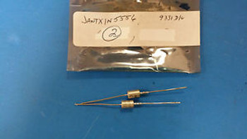 (1 PC) JANTX1N5556 Diode TVS Single Uni-Dir 40.3V 1.5KW 2-Pin DO-13