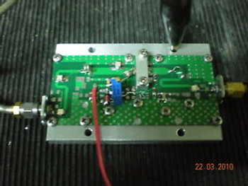 140-440 MHZ POWER AMPLIFIER PALLET 3 WATTS CLASS A for Analog or Digital TV