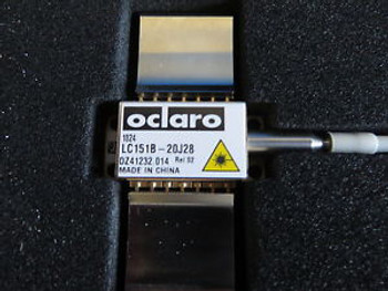 Oclaro LC151B-20J28 4-155 Mb/s Single-Mode OSC Laser 1510nm