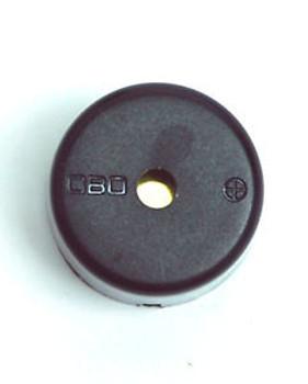 100 Piezo electric Buzzer OBO 20C9 ?24.5x16mm 3.4Khz 93dB Continuous Tone DC3-15