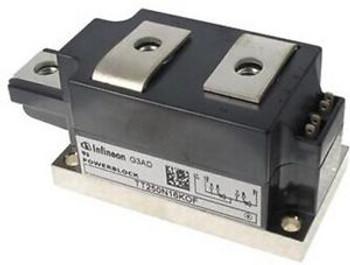 (1 PER) TT250N16KOF Discrete Semiconductor Modules 1600V 410A DUAL Infineon