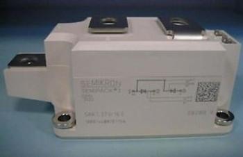 (1PER) SKKT273/16E  Semiconductor, Power Thyristor, 1600V, 274A, SEMIP Semikron