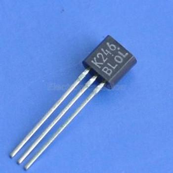 2SK246-BL TOSHIBA Audio Amplifier J-FET, K246, x200