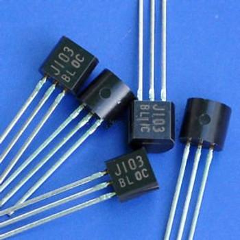 2SJ103-BL TOSHIBA Audio Amplifier J-FET, J103, x200