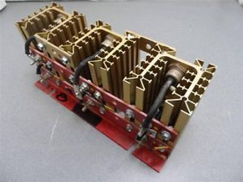 Semi Conductor Assembly Isolated Module Assembly? 3 Modules W/Heat Sinks/ Diodes