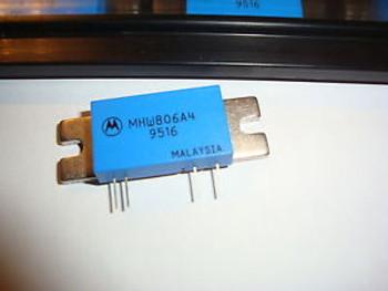 10pcs in a lot  MHW806A4 ( MHW806, MHW806A-4) MOTOROLA RF MODULE
