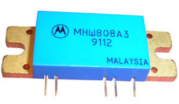 10 pcs in a lot MHW808A3 RF MODULE MOTOROLA ( MHW808 MHW808A-3_ Brand New