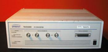 Spirent TAS5200i IF Converter