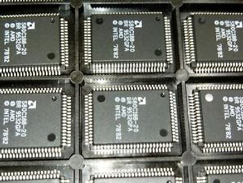 100 pcs S80C188-20BR AMD (S80C188-20) - CPU - IC