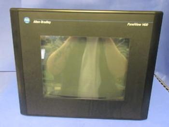 ALLEN BRADLEY SER.B REV.F FRN.4.41 PANEL VIEW 2711-T14C1X, TESTED