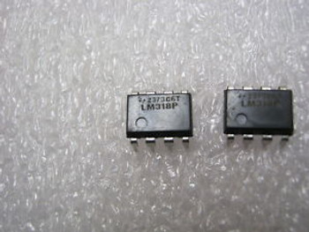 LM318P QTY 5000 TEXAS INSTRUMENTS OP Amp Single GP ±20V 8-Pin PDIP