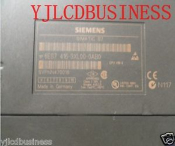 Siemens 6ES7 416-3XL00-0AB0 Fast Shipping 90 days warranty