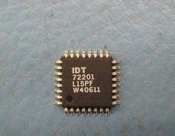 1940 x IDT IDT72201L15PF  IC , FIFO , SYNC 256 x 9-bit ,15ns  32TQFP SyncFIFO