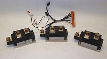 Eupec 25S8 Powerblock TD250N14K0F 3pcs w/ cable