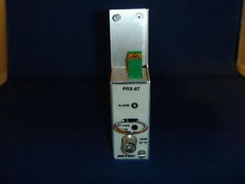 Aptech AP 3650SM 3PWF PRX 182 Diaphragm Valve Attached to 5x4 APTech Plate