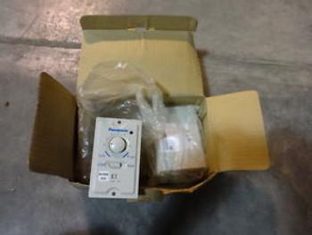 2ea New Panasonic Micro Inverter M1G9A1V1X  100 VAC   .7 amp servo