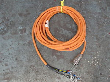 Rexroth Indramat Cable 20235, 15 Meter Length INK0250 - NEW Surplus