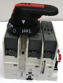 #SLS1B14 New ABB OS 30ACCS30 1SCA022549R0140 600 VAC 30A 12556EL