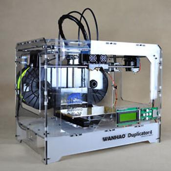 3D printer – WANHAO DUPLICATOR 4 & DUPLICATOR 4x - DUAL EXTRUDER
