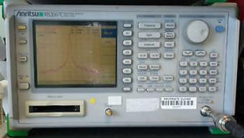 Anritsu MS2667C Spectrum Analyzer 9KHz - 30GHz w / Opt: 02