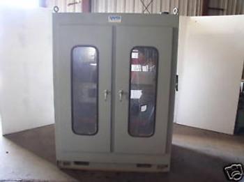 12,000 amp 9 volt RAPID DC Power Supply 480V 155 kVA