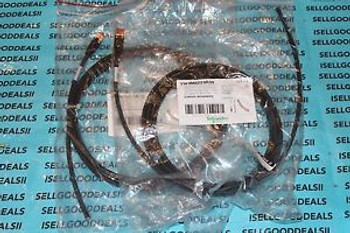 (2) Schneider VW3M8223R30 Signal Cable RJ45 - Open PTO to PTI 3m New