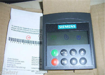 SIEMENS Micromaster BOP 6SE6400-0BP00-0AA0 6SE6 400-0BP00-0AA0 NEW IN BOX