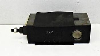 #SLS1J82 New Parker Hydraulic Valve PRM3 PAF  -20MZ   14870MO
