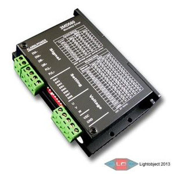 3MD560 Leadshine compatible 3 Phase 8.4A 1-axis Stepping Motor Driver