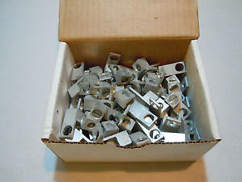 (100) NSI 2T Mechanical  Lug #14, 12, 10, 8, 6, 4, 3 or 2 AWG Copper or Aluminum