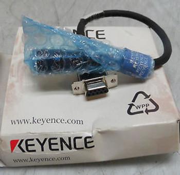 KEYENCE power communication line OP-80616 2 month warranty