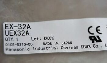 New Panasonic SUNX photoelectricity switch EX-32A
