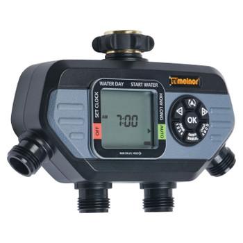 Melnor 73280 Hydrologic 4 Zone Digital Water Timer