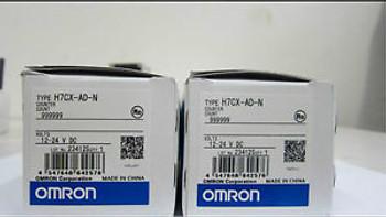 OMRON Digital Counter H7CX-AD-N H7CXADN 12-24VDC Original New in Box Free Ship