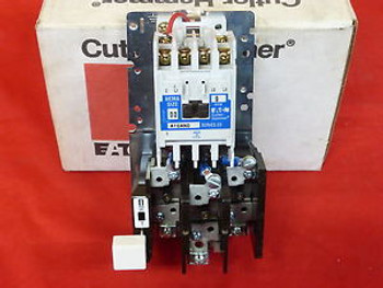 EATON A10AN0AD *NEW IN BOX* CUTLER-HAMMER SIZE 00 MAGNETIC STARTER 3K3