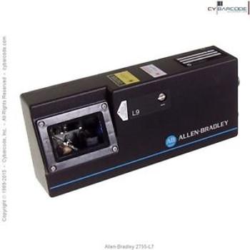 Allen-Bradley 2755-L7 Fixed Mount Scanner with One Year Warranty